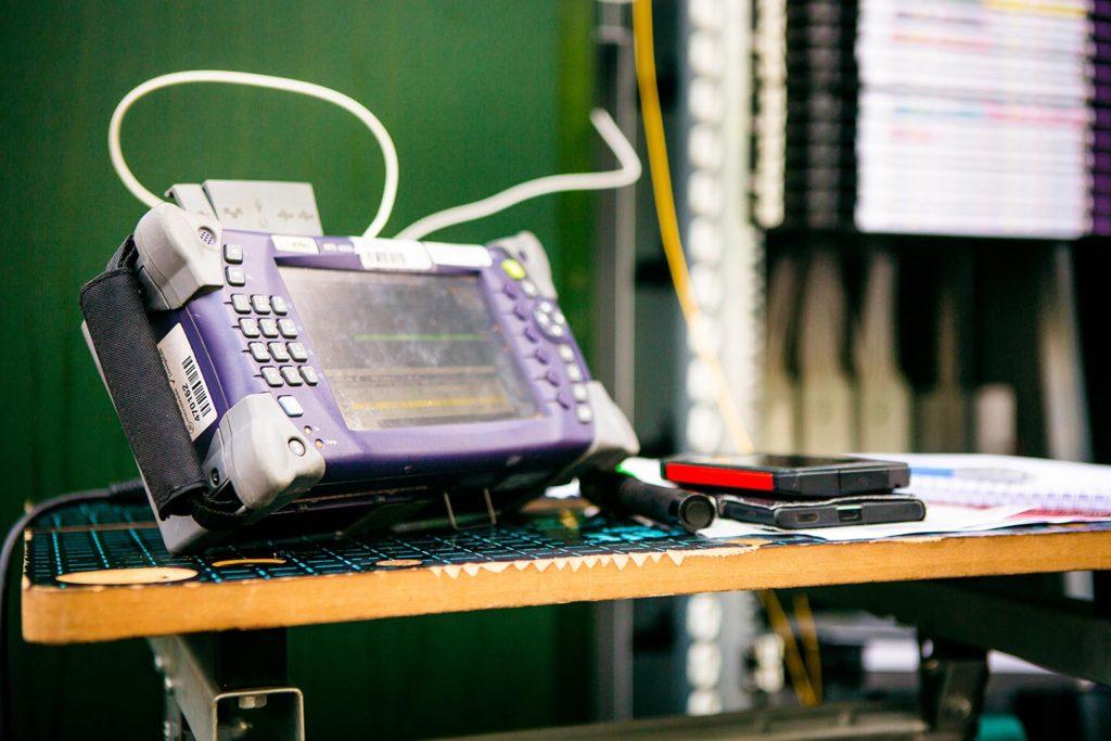 reflectomètre-calcul-maintenance réseaux fibre optique